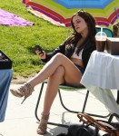 Emma-Watson-Photos-Sexy-Legs-on-Set-of-The-Bling-Ring